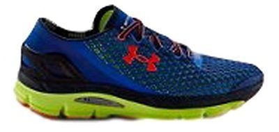 Under Armour Team Speedform Gemini Sz 7.5 Mens Running Shoes Blue New In Box