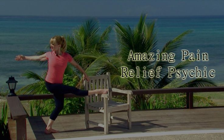 Amazing Pain Relief Psychic