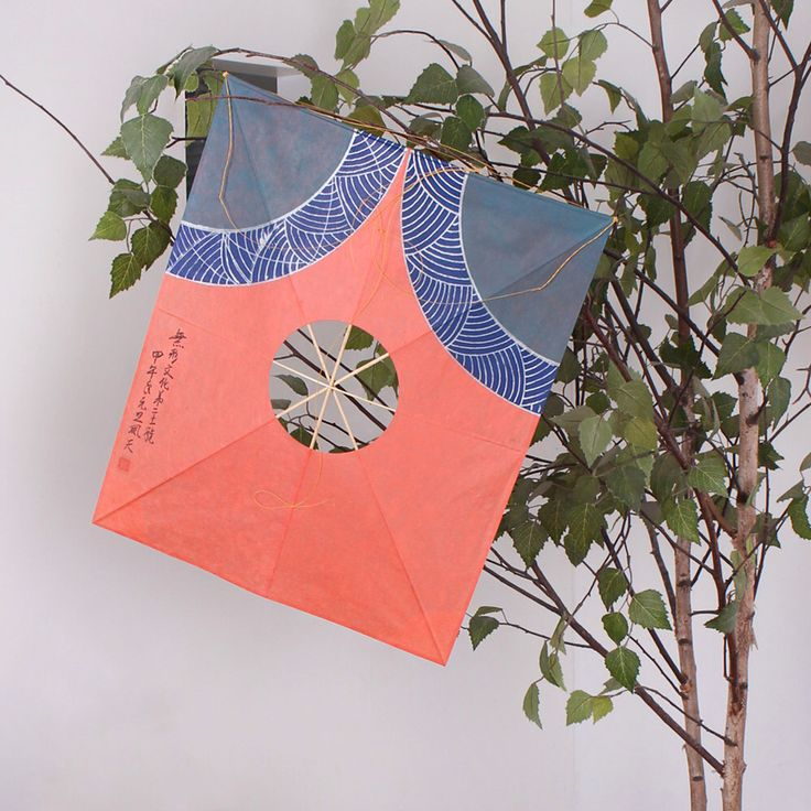Guimeori-yeon - Korean Traditional Kite made by cultural intangible asset in Busan Korea Home Decor Flying Kite Art wall hanging by Allrightway on Etsy https://www.etsy.com/listing/210783617/guimeori-yeon-korean-traditional-kite
