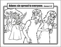 Coloring Sheets For Preschool Church
