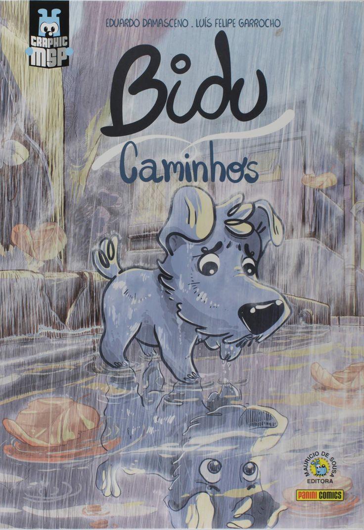 Bidu - Caminhos - Volume 1 - 9788583680260 - Livros na