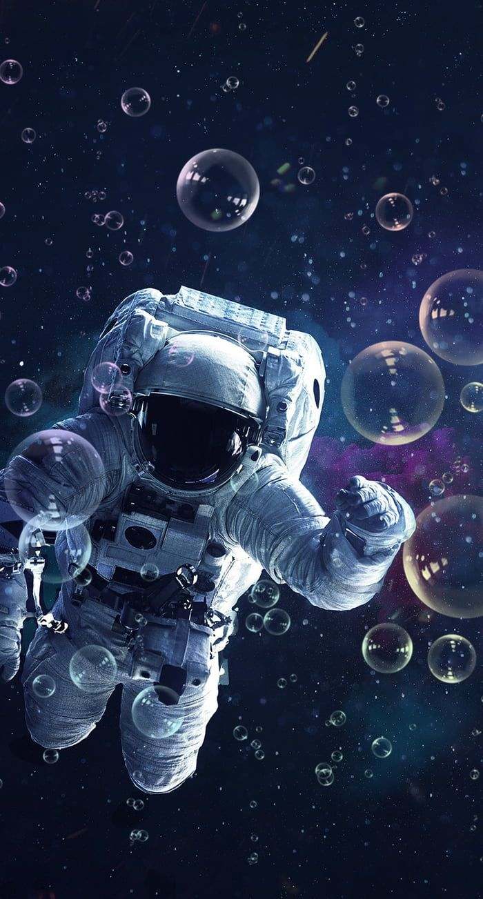 Astronaut Wallpaper Astronaut Wallpaper Space Drawings Astronaut Art
