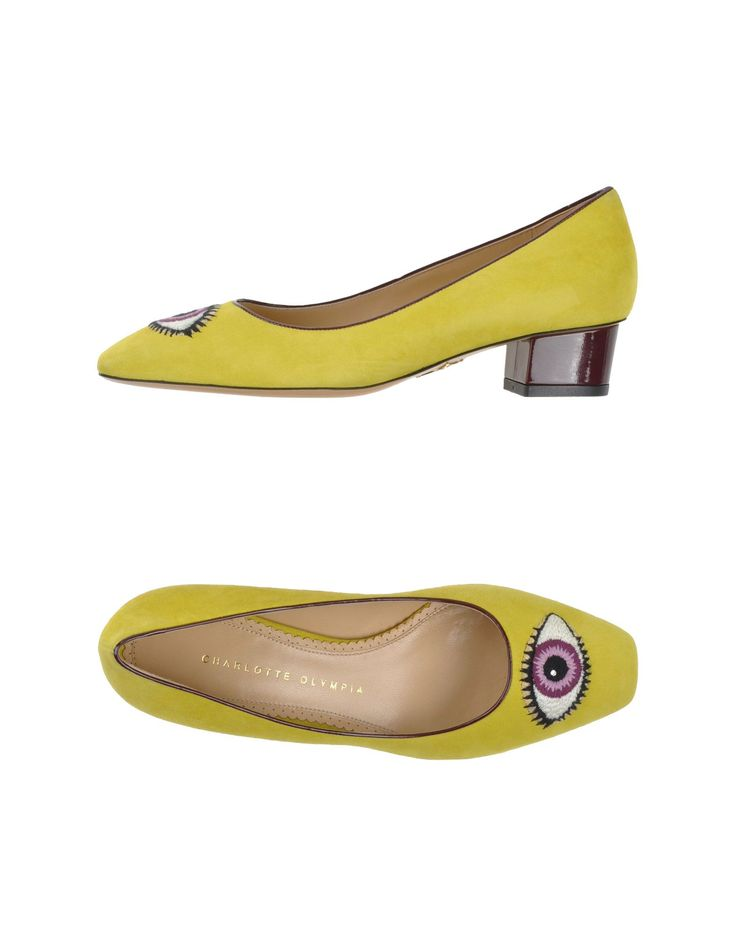 Shop these CHARLOTTE OLYMPIA Pumps here >