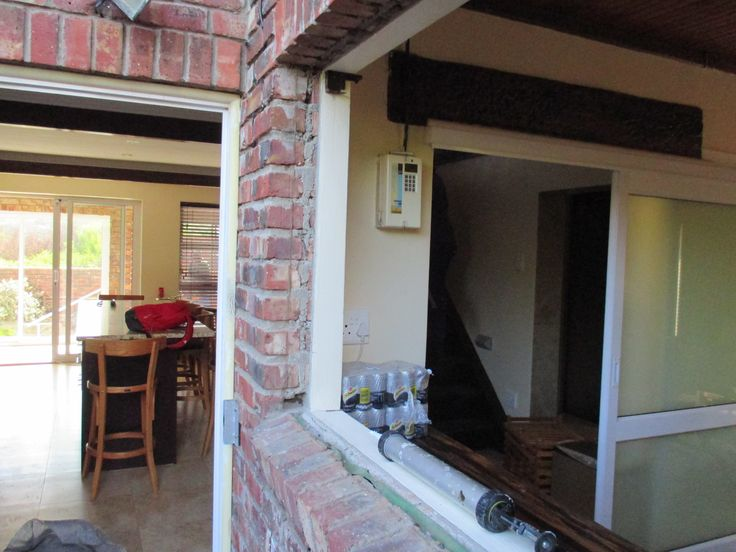 Timber window replacements in Pringle Bay