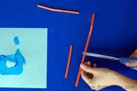 Como hacer pajaros divertidos con papel