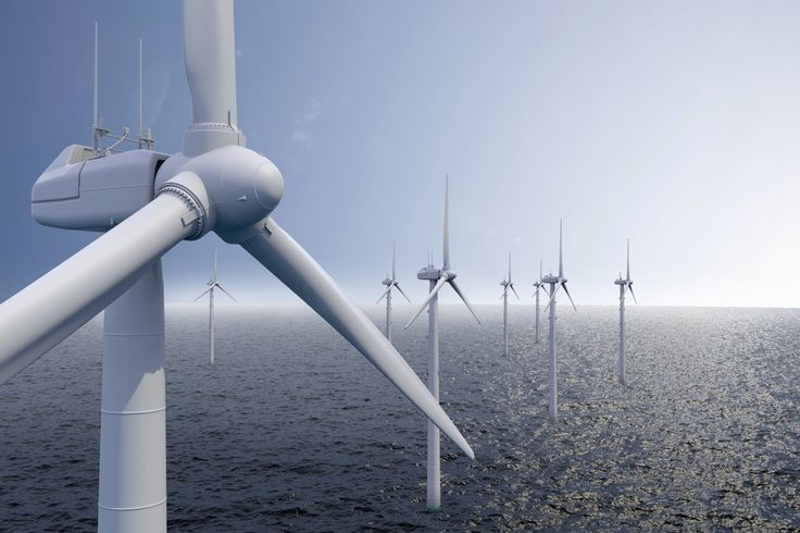 Offshore wind power is finally coming to the U.S.