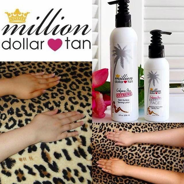 MILLION DOLLAR TAN | CABANA TAN EXTREME REVIEW
