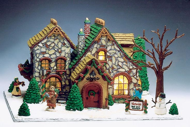 1000 images about christmas gingerbread houses on