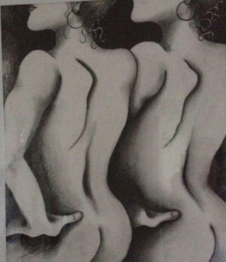 Gemini - original graphite drawing