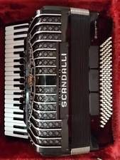 Scandalli Accordion Super IV-M