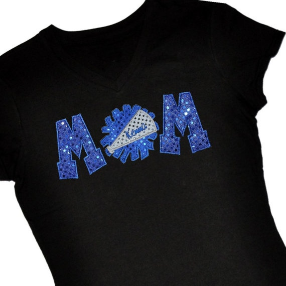 Cheer Mom Shirt, I like...
