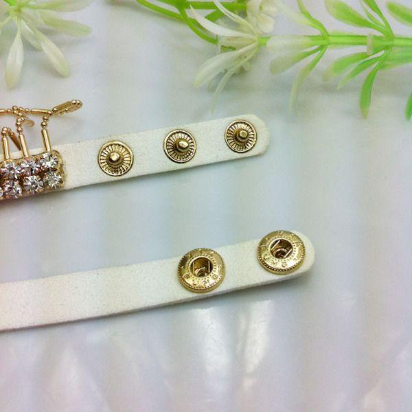 Casual Crystal Pendant Long Strap Women Bracelet Watch