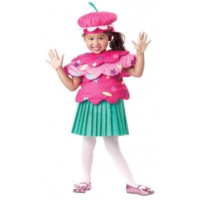 Little Girls Fancy Dress Halloween Creative Candy Cakes Costume $27.36