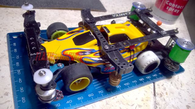MA Chassis Race Ready! (Speed Tech Setup)