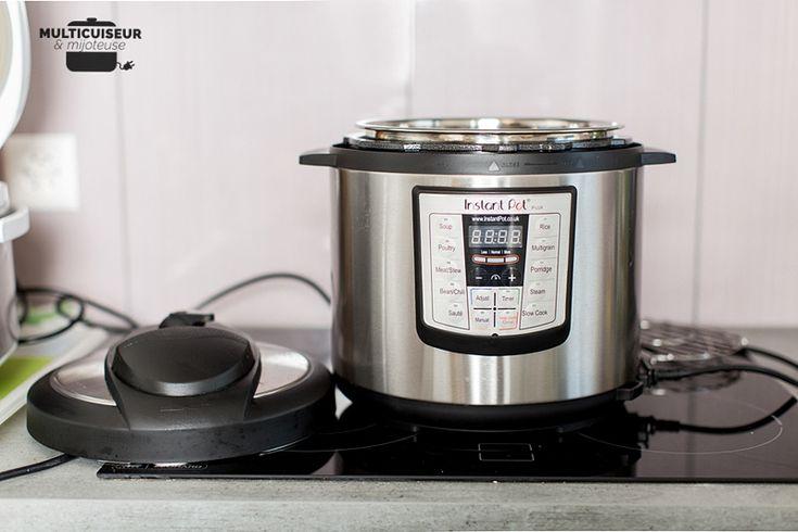 Test du multicuiseur Instant Pot (concurrent du Cookeo)