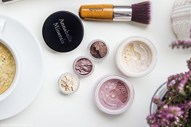 Annabelle Minerals - kosmetyki mineralne do makijażu #makijaż #naturalny #annabelleminerals #kosmetyki #polski #produkt #gift