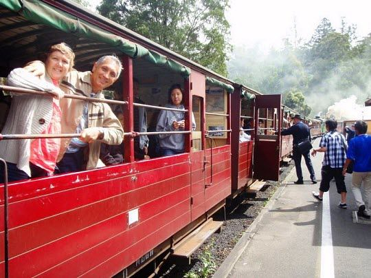 Puffing Billy Steam Railway http://thingstodo.viator.com/melbourne/puffing-billy-steam-railway/