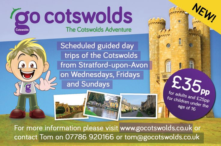 Our advert in The Essential Guide Stratford-upon-Avon :-)