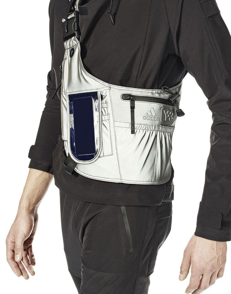 21st Century. The Future is Now!  Y-3 SPORT CROSSBODY BAG TASCHEN unisex Y-3 adidas