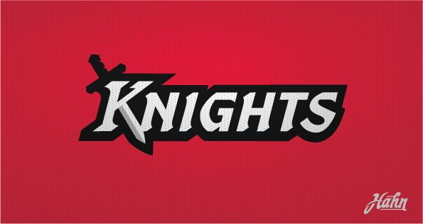 Knights Logo Concept on Behance