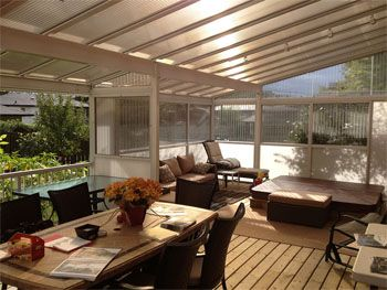 Best 25+ Patio Enclosures Ideas On Pinterest | Patio Screen Enclosure, Porch  Roof And Outdoor Curtain Rods