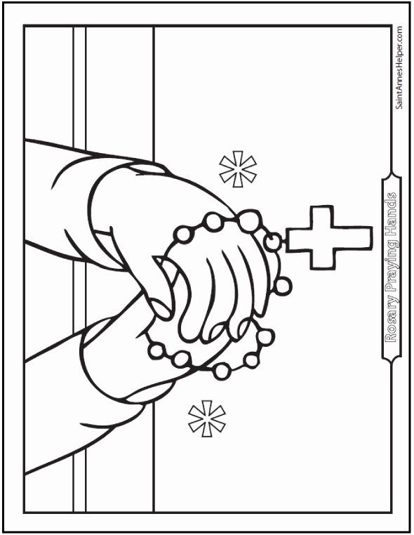 32 Turn Photo Into Coloring Page Free Online In 2020 Rosary