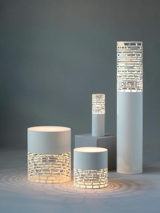 The Nest Lamp Collection - designed by Joa Herrenknecht & launched mid