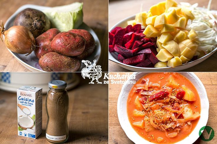 Kuchařka ze Svatojánu: SNÍDAŇOVÁ POLÉVKA