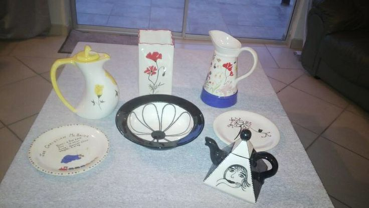 Various -Hand painted by Lynda