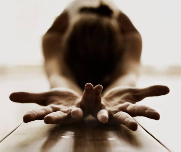 Photographer RICHARD SEAGRAVES  Yoga, Offering  ONE EYELAND