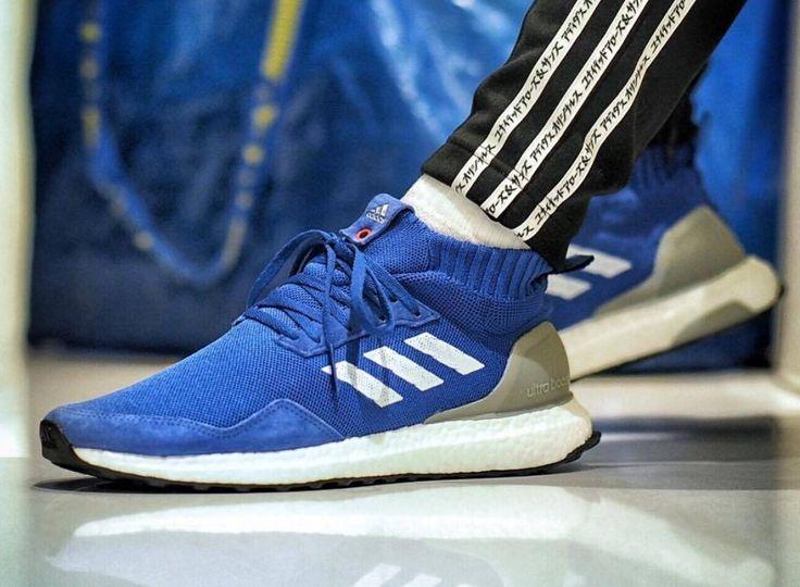 adidas Consortium Ultra Boost Mid ' Run thru Time'