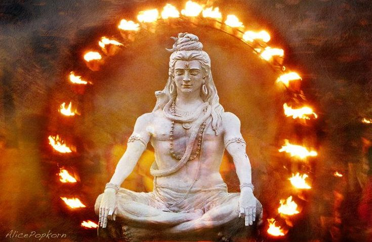 facts about hindu god shiva