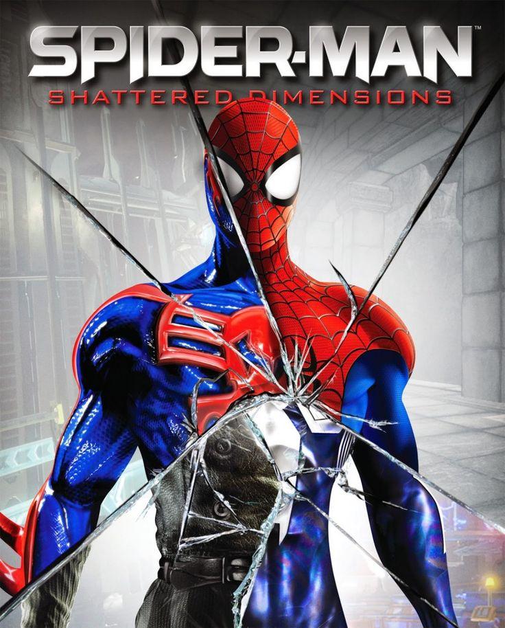 imagen Spiderman Shattered Dimensions [2010] [Español]