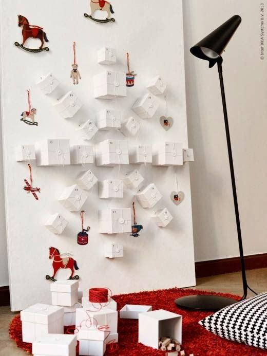 Adictaaloscomplementos: DIY, Tutoriales, Ideas: 15 Calendarios de Adviento