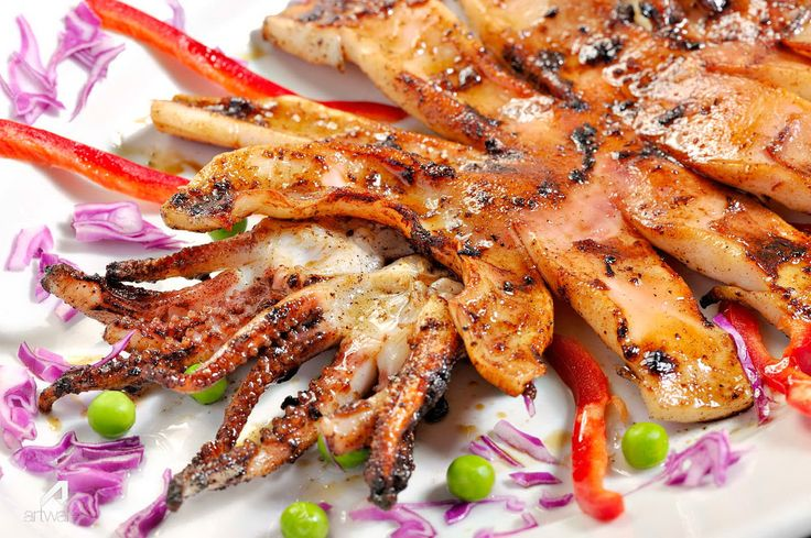 Seafood photos by Artware