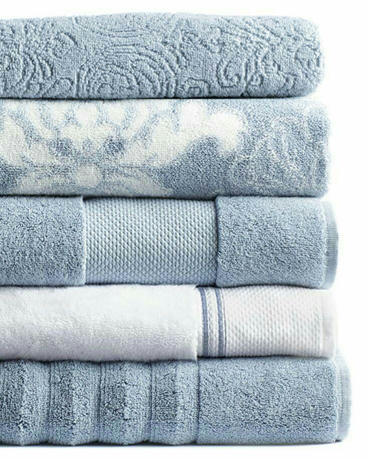 Pin By Elizabeth Atterbury On Pearl S Blue Cottage Bath Towels
