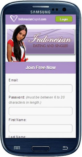 Completely free dating sites in indonesia