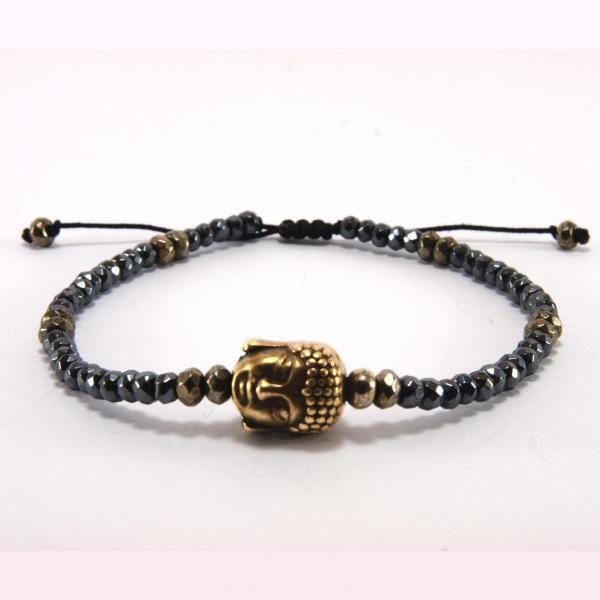 You can find the Buddha bracelet on Jamjar http://www.jamjar.gr/product/5099/buddha-bracelet