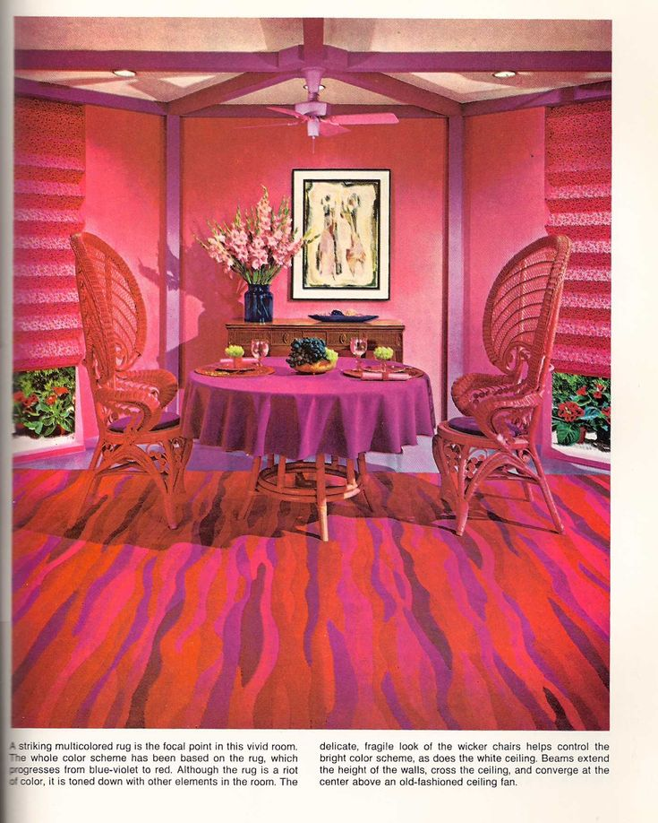 133 best images about the 1970 mod scene far out on pinterest 1970s decor furniture and for Interior design and decorating books