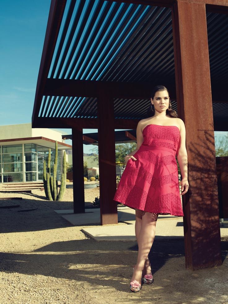 Addition Elle, Summer 2013, Lookbook, plus size, clothing, trends, fashion, plus size dresses