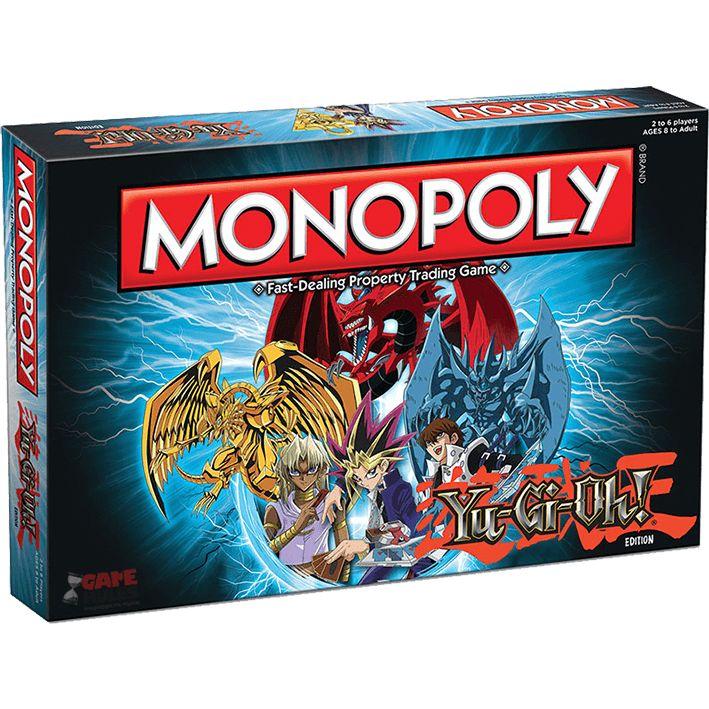 Ταξιδέψτε σε όλο το ταμπλό μαζεύοντας και ανταλλάζοντας Yu-Gi-Oh! Duel Monsters. Για να νικήσετε τους αντιπάλους σας θα πρέπει να έχετε τα πιο δυνατά τέρατα όπως το Dark Magician, Exodia the Forbodden One και Blue-Eyes Ultimate Dragon.