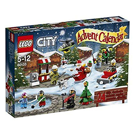 LEGO City 60133 LEGO City Advent Calendar by LEGO