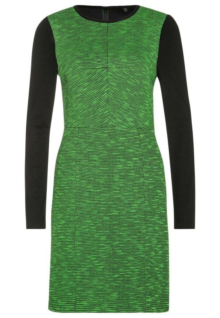 Tibi Gebreide jurk Groen - Tibi Gebreide jurk Groen