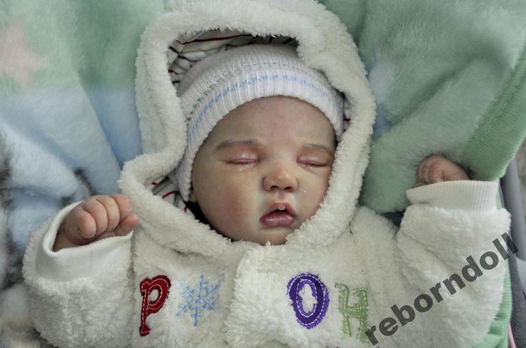 Cudna lala reborn jak  prawdziwe niemowle od A-L-A