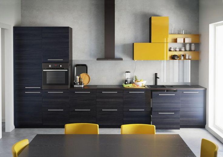 Modna kuchnia #kitchen #interiordesign #2016trends see more: dom-wnetrze.com