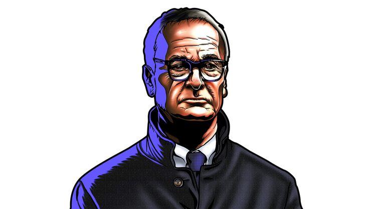 Claudio Ranieri - Rudi Gundersen