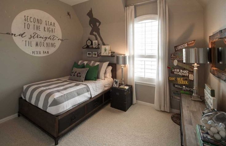 The 25 best peter pan bedroom ideas on pinterest for Bedroom furniture 75034