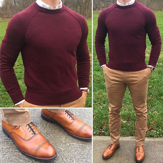 Outfits And Style Tips: Fall Smart Casual - TheStylishMan.com