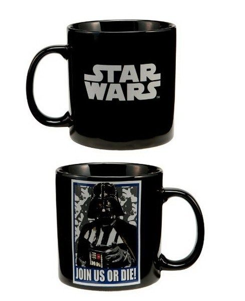Taza Darth Vader Join Us Or Die 450 ml - Star Wars