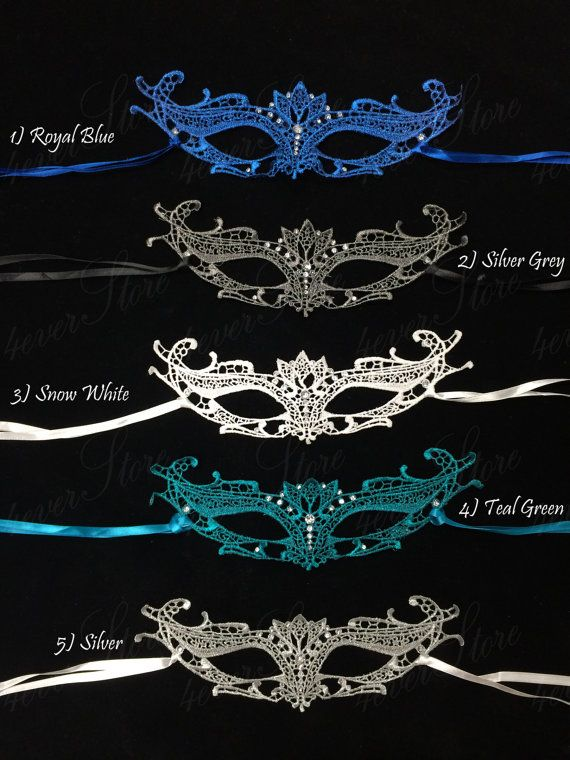 Masquerade Masks for Bachelorette Party by 4everstore, $22.95